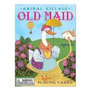 eeBoo Animal Old Maid Juego de cartas