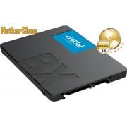 "Crucial CT480BX500SSD1 480GB BX500 SATA3 2.5"" SSD merevlemez (3 év garancia)"