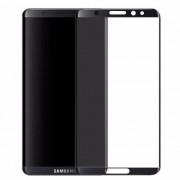 USAMS Samsung Galaxy S8 3D Curved Full screenTempered Glass - Black
