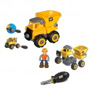 Toy State 80901 Caterpillar Camion con cassone ribaltabile