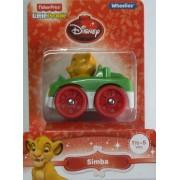 Fisher-Price Little People Wheelies Disney Simba