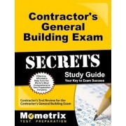 Contractor's General Building Exam Secrets Study Guide: Contractor's Test Review for the Contractor's General Building Exam, Paperback