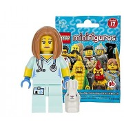 Lego (LEGO) Mini Figure Series 17 Animal Doctor Unopened Items | LEGO Minifigures Series 17 Mountain Dwarves ?71018-5?
