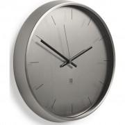Стенен часовник Umbra Meta, цвят никел