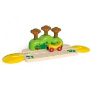 7 Piece Monkey Pop-Up Track Set by Hape
