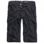 Brandit Havannah Damas pantalones cortos Negro S