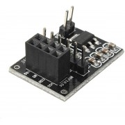 Socket Adapter Module Board voor 8 Pin NRF24L01+ Wireless Transceiver