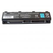 Akkumulator Toshiba Satellite PA5109U-1BRS C50/C50D/C55/C55D/C70/C75 4400mAh 10.8V utangyartott