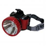 Lanterna frontala reglabila LED 672, banda elastica