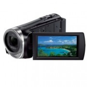 Цфрова видеокамера Sony HDR-CX450, Full HD, max zoom 350x, LCD, black
