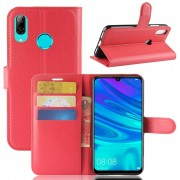 Huawei P30 Lite Hoesje - Book Case - Rood