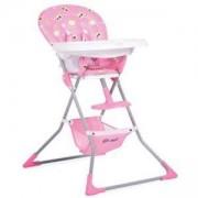 Детско столче за хранене Panda, Cangaroo, розово, 356167