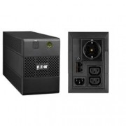 UPS Eaton 5E - 650VA - 360Watts - Line interactive - 2 prese IEC +1 Shuko + USB
