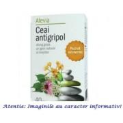 Ceai Antigripol 40 plicuri Alevia