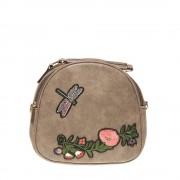 Дамска чанта B5613 каки