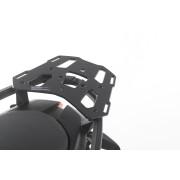 SW-Motech ALU-RACK - Negro. Ducati Multistrada 1200/S, Hyperstrada.