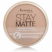 Rimmel Stay Matte Pressed Powder 006 Warm Beige 14 g Powder