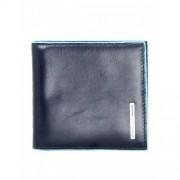 Piquadro Portafoglio Bluesquare - Blu - Pu1666b2/blu2