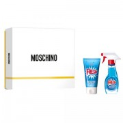 Fresh couture - Moschino CONFEZIONE REGALO profumo 30 ml EDT SPRAY + BODY LOTION 50 ml