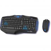 Kit tastatura si mouse E-Blue Cobra Reinforcement - Iron Professional