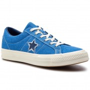 Tennis CONVERSE - One Star Ox 164359C Totally Blue/Navy/Egret