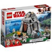 Set de constructie LEGO Star Wars Antrenamentul de pe Ahch-To Island