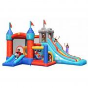 Saltea gonflabila Play center 13 in 1 Happy Hop