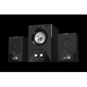 Zvučnici 2.1 Genius SW-G2.1 500, 220V, Crna-
