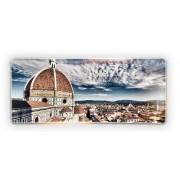 Sík fali infra fűtőpanel - Firenze (1020x1070x14 mm)