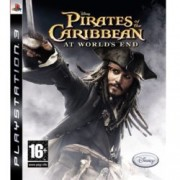 Pirates of the Caribbean: At Worlds End, за PlayStation 3