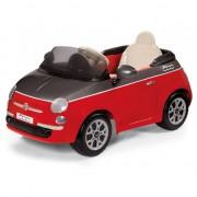 Peg Perego automobil Fiat 500 6v red / grigia P75061161