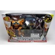 Transformers Prime RID - Entertainment Pack - Bumblebee Vs Starscream