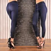 Leggings Blue Jeans Saar