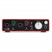 Focusrite Scarlett 2i2 2nd Gen USB Audio Interface