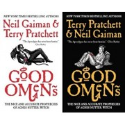 Good Omens: The Nice and Accurate Prophecies of Agnes Nutter, Witch, Paperback/Neil Gaiman