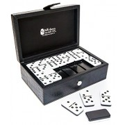 Bello Games New York, Inc. Flushing Meadows Double Nine Jumbo Size Professional Dominoes Set
