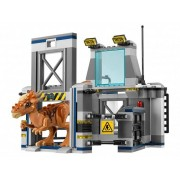 Lego Конструктор Lego Jurassic World 75927 Мир Юрского Периода Побег стигимолоха из лаборатории