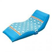 Tropical Tahiti Blue Suntan Lounge By Sun Pleasure