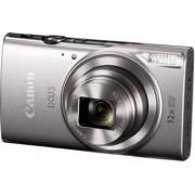 Canon 1079c001 Fotocamera Digitale Compatta 20.2 Mpx Sensore Cmos Zoom Ottico 12 X Digitale Compatta 4 X Ttl Video Full Hd Wifi Nfc Gps Colore Silver - 1079c001 Ixus 285 Hs