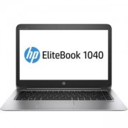 Лаптоп HP EliteBook Folio 1040 G3, Core i7-6500U, 14 инча, 8GB DDR4, 256GB PCIe SSD, WiFi a/c + BT, N6E21AV_23712314