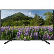 Televizor Sony LED Smart TV KD55XF7005 139cm Ultra HD 4K Black Clasa A