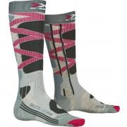 X-Bionic X-Socks Women SKI CONTROL 4.0 grey melange