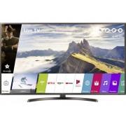 LG Electronics 65UK6400 LED-TV 164 cm 65 inch Energielabel: A (A++ - E) DVB-T2, DVB-C, DVB-S, UHD, Smart TV, WiFi, PVR ready Zwart
