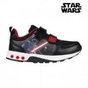 LED träningsskor Star Wars 73401 Svart - Skostorlek: 27