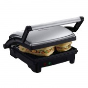 Russell Hobbs 17888-56 Cook@Home 3in1 Parrilla Grill 1800W Inox/Negro