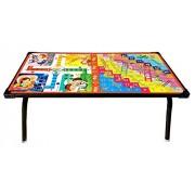 Samaira Sunshine Ludo Table Game, Medium (Multicolour)