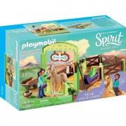Spatiu ingrijire cai Pru & Chica Linda Spirit Playmobil
