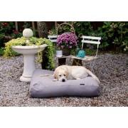 Dog's Companion® Hondenbed grijs meubelstof