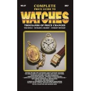 Complete Price Guide to Watches 2017, Paperback