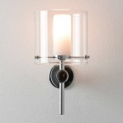 Astro Arezzo wandlamp exclusief G9 chroom 13x19.1cm IP44 staal A++ 0342